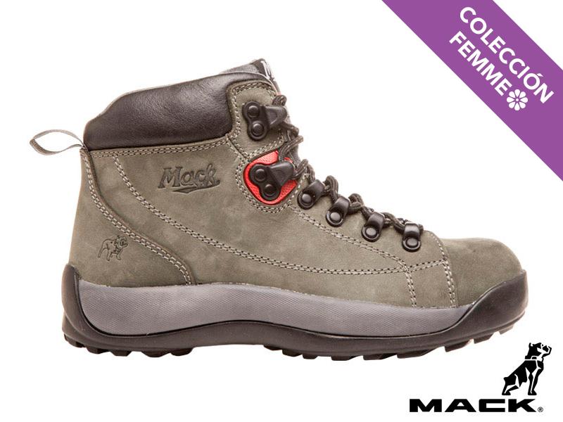 Calzado seguridad mack femme certificado safety outlet for Calzado de seguridad bricomart