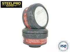 FILTRO STEELPRO V-7800 A1 + PF PINTURAS Y FUMIGACIÓN - Steelpro