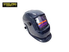 Mascara de Soldar Fotosensible Optech Grafito - Steelpro