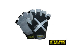 Guante Executive Fingerless Steelpro