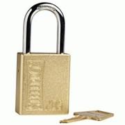 Candado Lockout X05 color Dorado