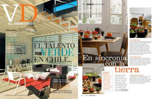 Decoracion revista hay varias revistas en la decoracin de for Vivienda y decoracion