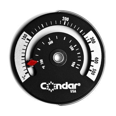Termometro Para Estufa a Leña (Cañon)