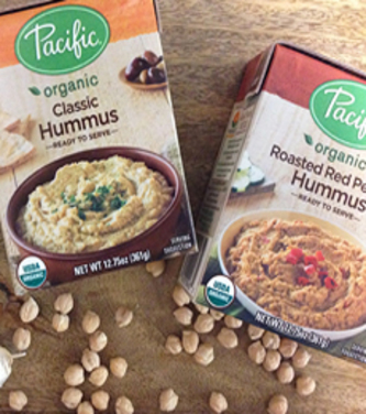 Hummus Orgánico Clásico