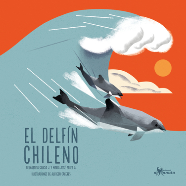El delfín chileno