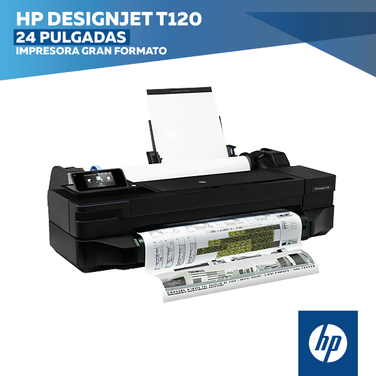 Plotter HP Designjet T120 24