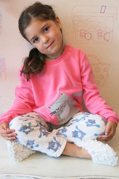 Pijama Candy Polar BL