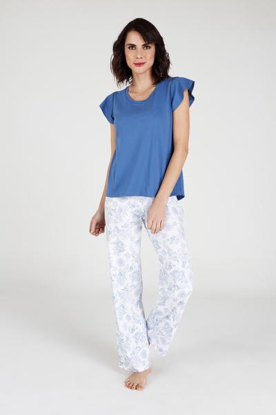 Pijama Rosa AZ